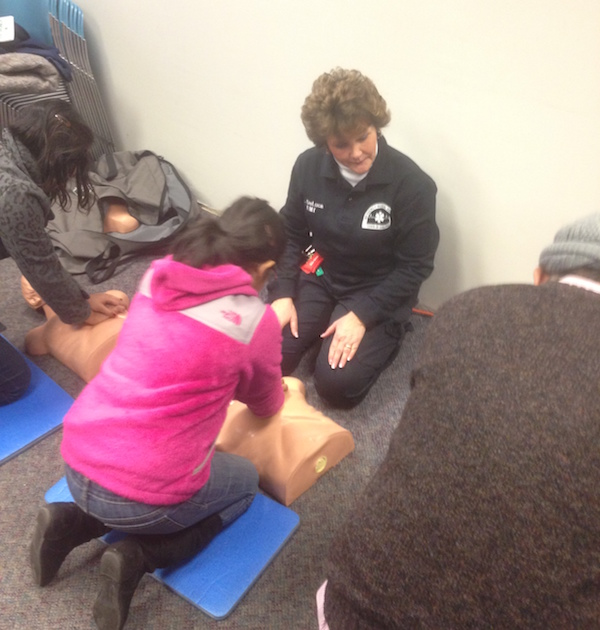 Lois - CPR Training